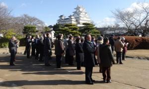 2015-1-1姫路城  (3)