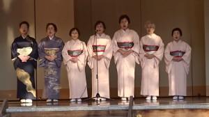 合吟「花朝澱江を下る」琇悠界女子2018霜月祭(3)