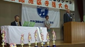 予選吟「」尺八伴奏・富士原浩山コロムビア姫路予選20190908 (1)